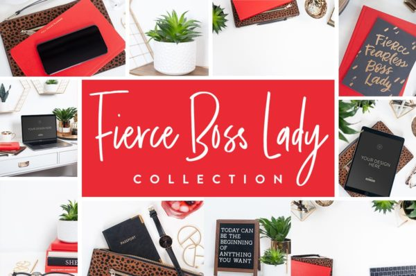 Fierce Boss Lady Collection