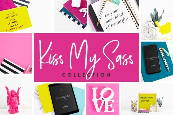 Kiss My Sass Collection
